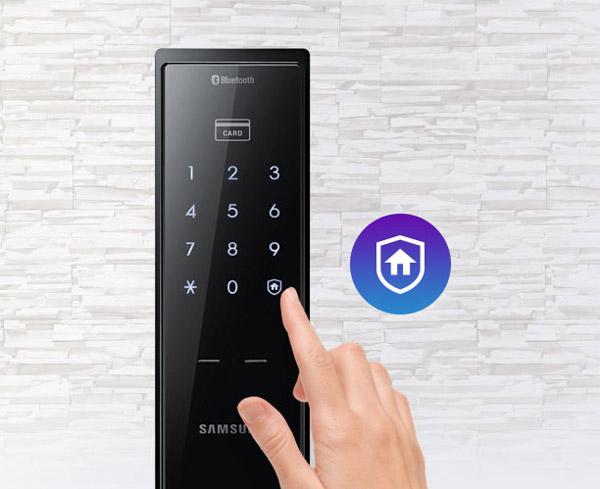 Khóa điện tử Samsung SHP-DH525